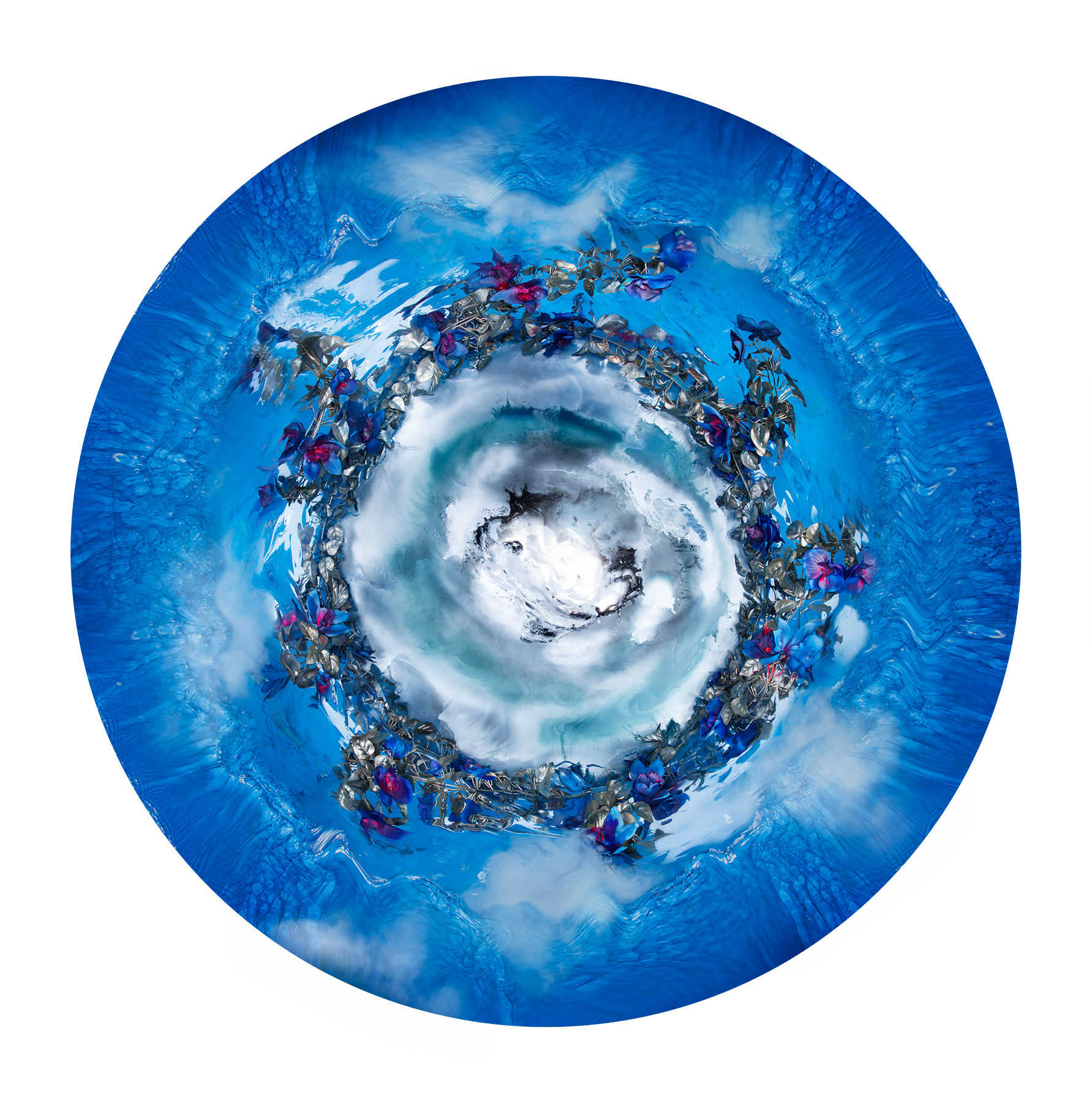 """""""II"""" The sphere of recognition, 2018"""