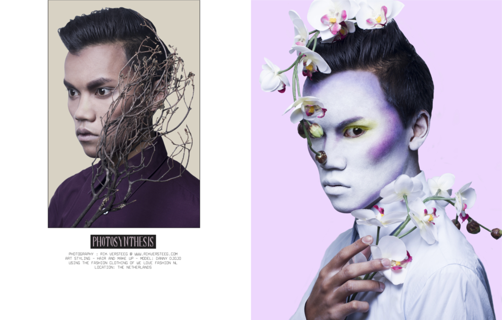 photosynthesis - gun l'homme - studio rik versteeg - editorial